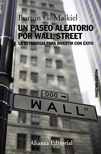 libro un paseo aleatorio por wall street - nuevo