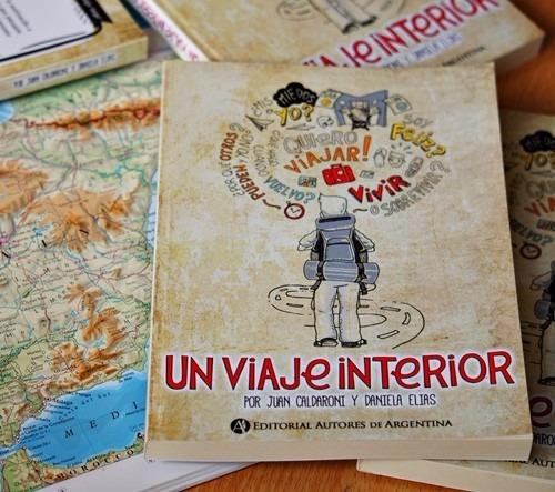 libro  un viaje interior  versión impresa