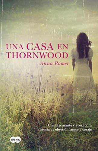 libro una casa en thornwood - nuevo