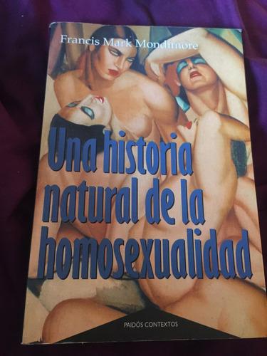 libro una historia natural de la homosexualidad