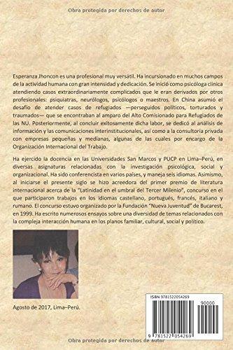 libro :  una identidad atrapada entre dos mundos   - espe...