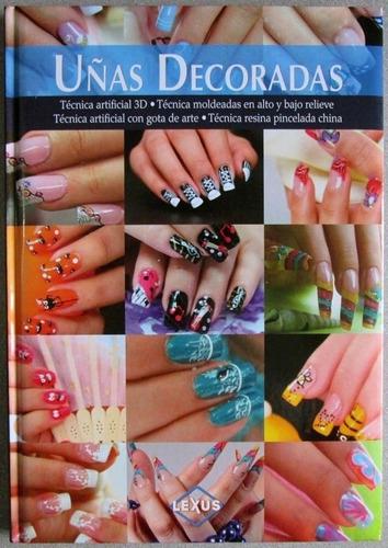 libro uñas decoradas - lexus