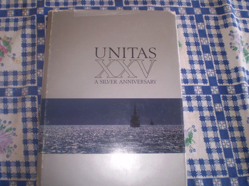 libro  unitas xxv a silver anniversary (r557