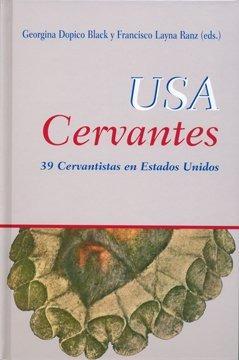 libro usa cervantes: 39 cervantistas en estados unidos