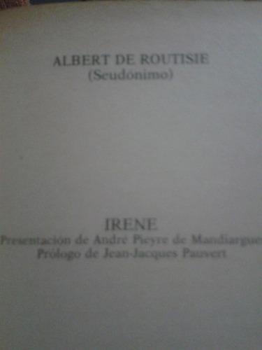 libro usado   irene