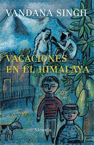 libro vacaciones en el himalaya - nuevo