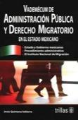 libro vademecum de administracion publica y derecho migr *ts