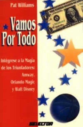 libro, vamos por todo de pat williams.