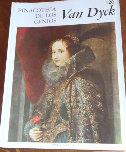 libro van dyck pinacoteca de los genios