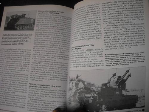 libro vehiculo de transporte m-113, osprey en español