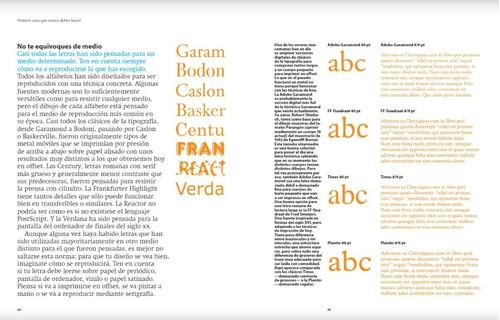 libro veintidós consejos sobre tipografía