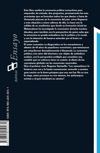 libro venezuela en el nudo gordiano. jose n. santaella.