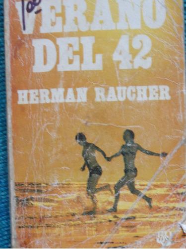 libro verano del 42 herman raucher