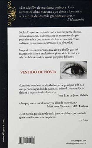 libro : vestido de novia - pierre lemaitre - $ 1.944,00 en mercado libre