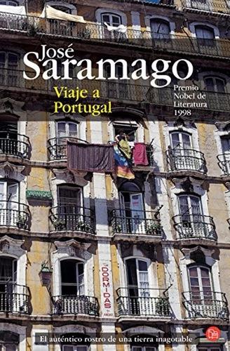 libro, viaje a portugal de josé saramago.