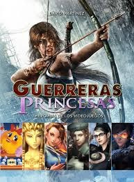 libro videojuegos guerreras y princesas nintendo playstation