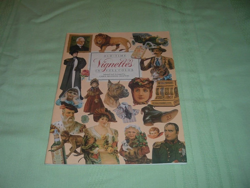 libro  vignettes in full color