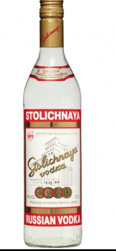 libro *vodka* russa stolisnaya kristal moskovskaya bebidas