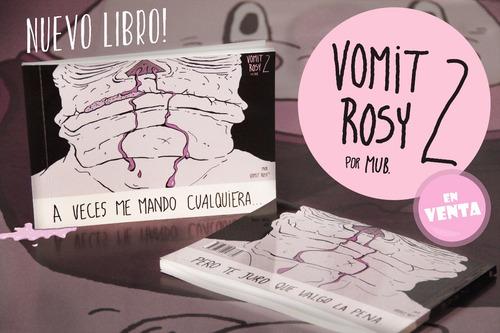 libro  vomit rosy por mub 2