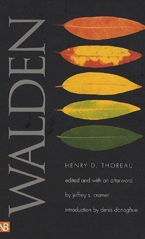 libro walden - nuevo