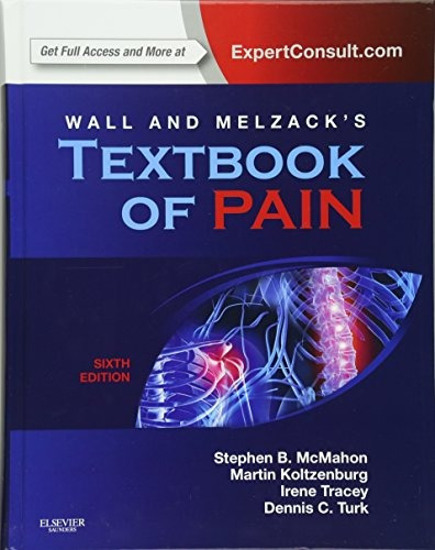 libro wall and melzack's textbook of pain: expert consult -