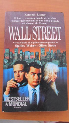 libro wallstreet ( kenneth lipper )