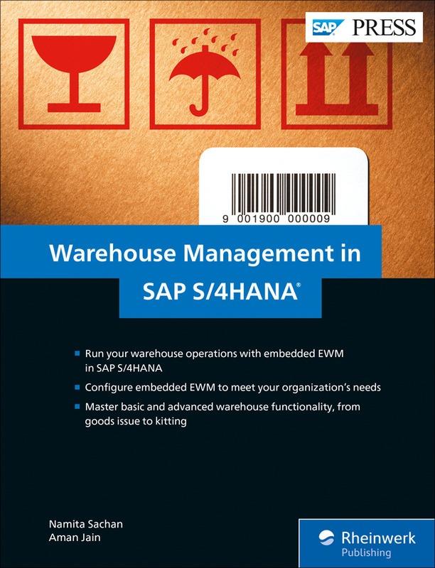 Libro Warehouse Management In Sap S/4hana Embedded Ewm