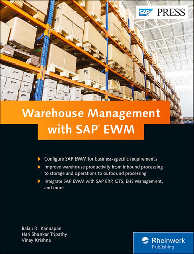 libro warehouse management with sap ewm