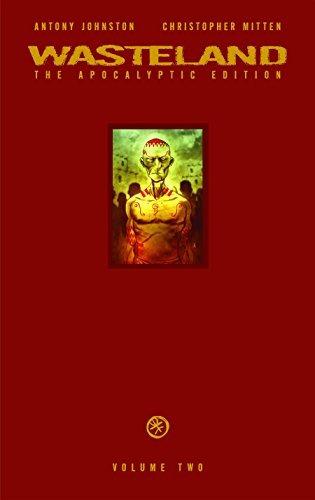 libro wasteland: the apocalyptic edition volume 2 - nuevo