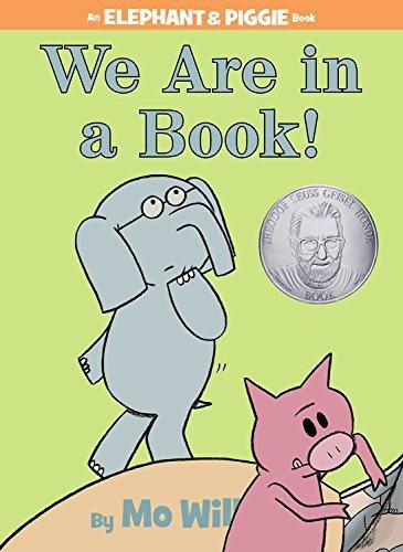 libro we are in a book! - nuevo