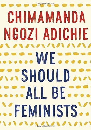 libro we should all be feminists - nuevo