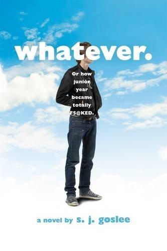 libro whatever - nuevo