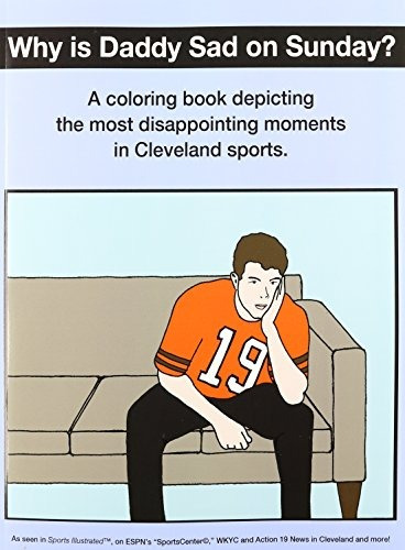 libro why is daddy sad on sunday?: a coloring book depicti