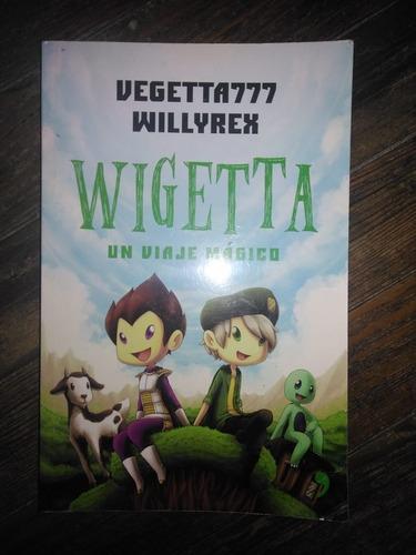 libro wigetta - un viaje mágico