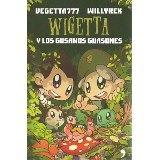 libro: wigetta y los gusanos guasones