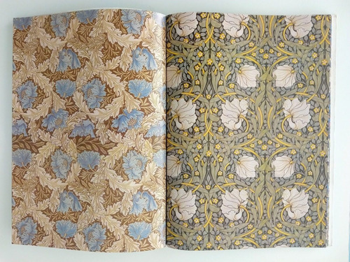 libro william morris giftwarps by artists