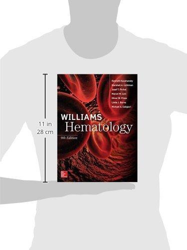 libro williams hematology - nuevo