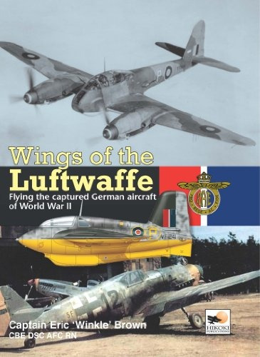libro wings of the luftwaffe: flying the captured german a