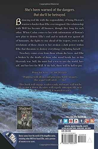 libro wings of the wicked - nuevo