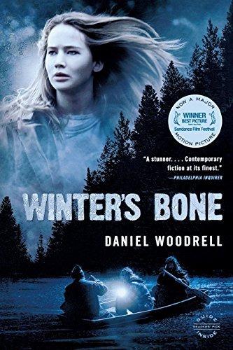 libro winter's bone - nuevo