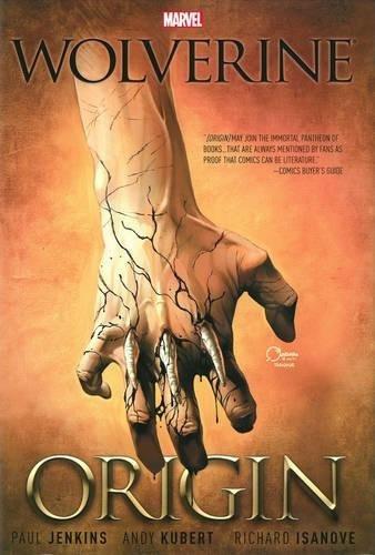 libro wolverine: origin - nuevo l
