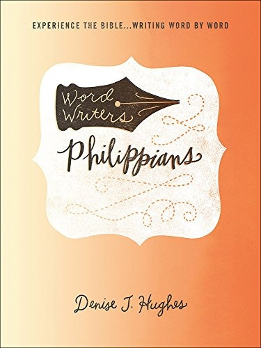 libro word writers: philippians - nuevo