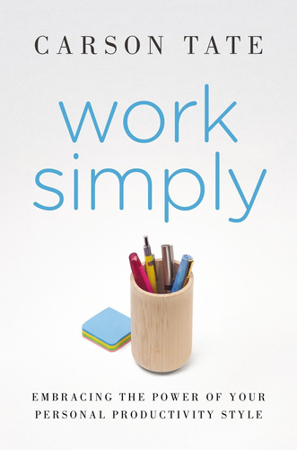 libro work simply: embracing the power of your personal pr