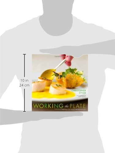 libro working the plate: the art of food presentation