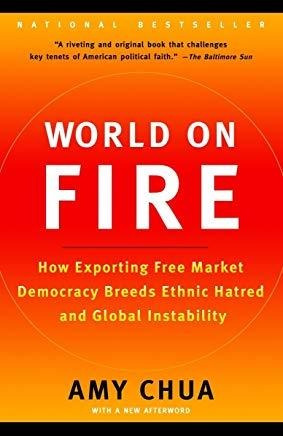 libro - world on fire: how exporting free market democracy b