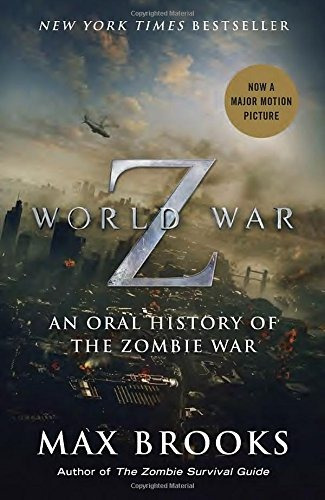 libro world war z: an oral history of the zombie war - nue