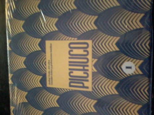 libro y cd colección pichuco