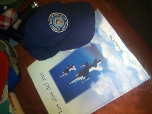 libro y jockey fuerza aerea