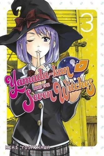 libro yamada-kun and the seven witches 3 - nuevo