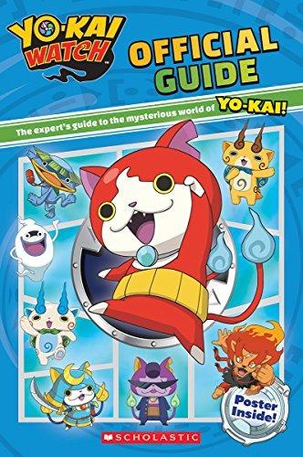 libro yo-kai watch official guide - nuevo